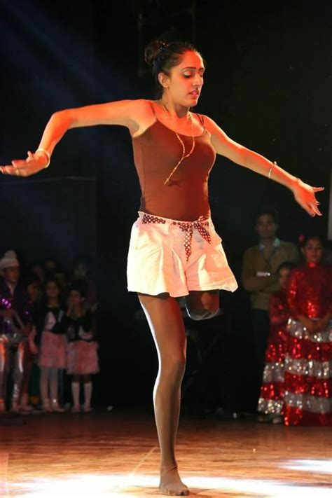 How Will The 1 Legged Dancer Last gossip lanka shubh kaur ghumman one legged dancer