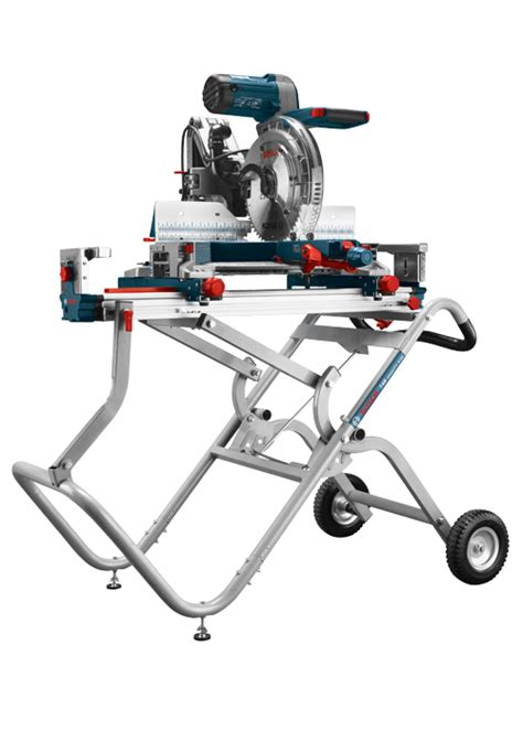 universal table saw stand with wheels t4b gravity rise miter saw stand with wheels bosch