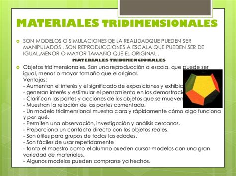 los 8 materiales m 225 tipos de materiales educativos 12