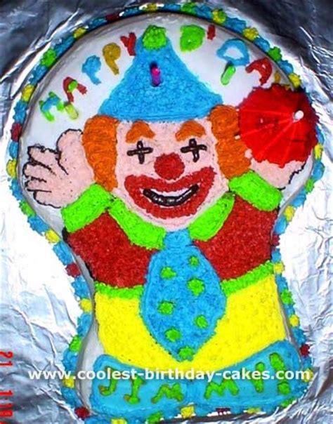 clown for birthday nj coolest circus clown cakes