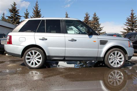 land rover 2007 2007 land rover range rover sport supercharged envision auto