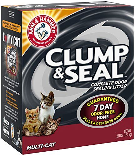 seal and deliver books arm hammer clump seal litter multi cat 28 lbs buy