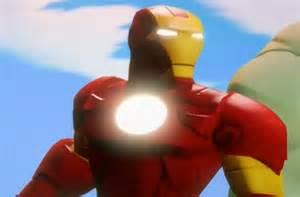 Disney Infinity Iron Iron Shows His Brand Of In New Disney Infinity