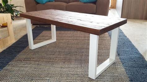 piedi tavolo legno tavolo in legno pieno di castagno piedi in ferro battuto