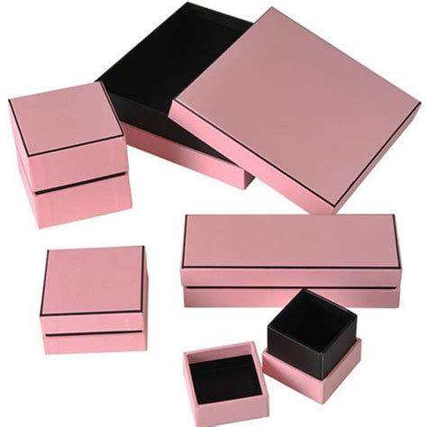How To Make Paper Jewelry Boxes - china cardboard jewelry box manufacturers suppliers