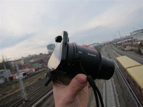 Kamera Sony Qx100 linsen kamera sony dsc qx100 getestet tech de