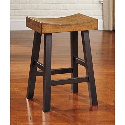 Two Tone Counter Stools by Counter Stool In Two Tone Finish Set Of 2 By