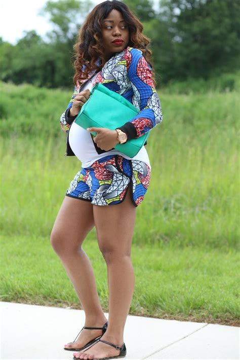 bump short with ankara 29 best images about pregnancy style on pinterest