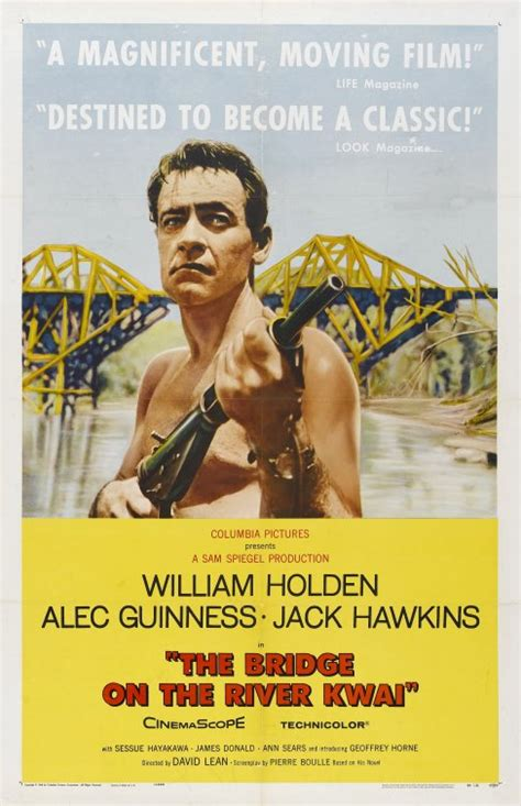 katsella elokuva the bridge on the river kwai the bridge on the river kwai movie poster imp awards