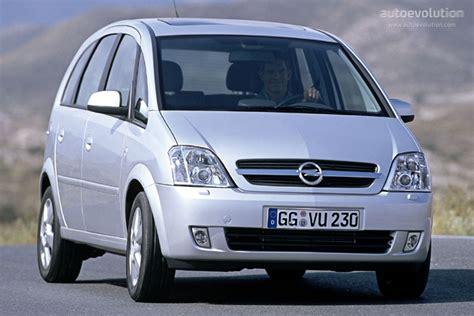 opel meriva 2003 opel meriva specs 2003 2004 2005 autoevolution