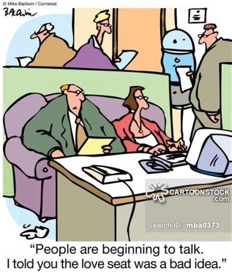 office gossip effects office gossip cartoons and comics funny pictures from