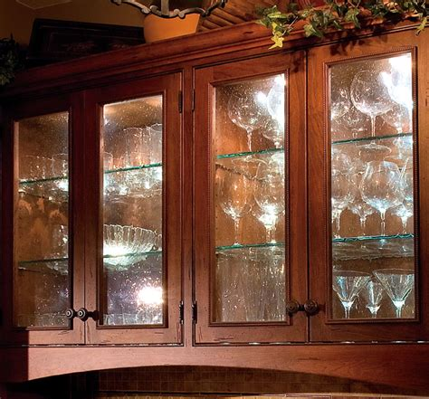 seeded glass for cabinets wine s playground of custom cabinetry plain fancy cabinetry