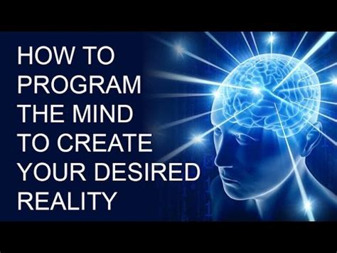 the confabulating mind how the brain creates reality books how to program the mind to create your desired reality