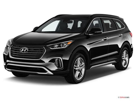 2019 Hyundai Size Suv by 2019 Hyundai Santa Fe Prices Reviews And Pictures U S