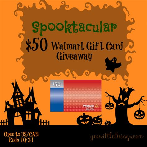 Walmart Gift Card Selection - 50 walmart gift card giveaway us can yee wittle things