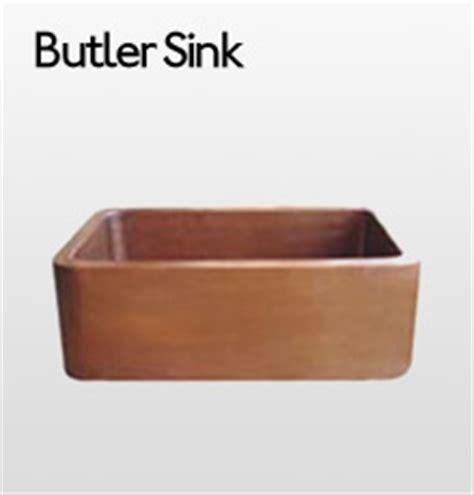 Copper Belfast Sink by Copper Butler Sink Belfastsinks