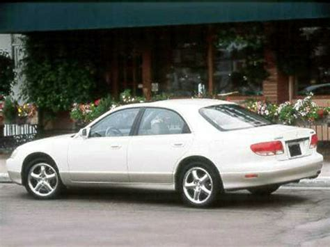 2001 mazda millenia reviews specs and prices cars