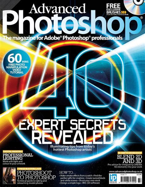 design cover magazine photoshop advanced photoshop magazine cover signalnoise com