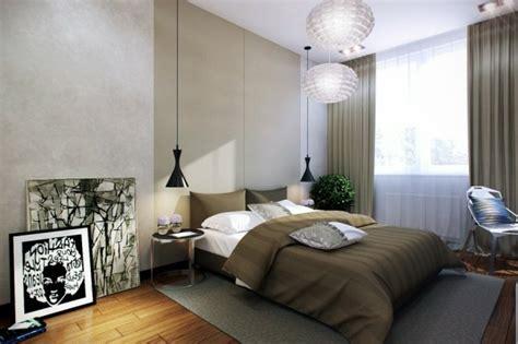 schlafzimmer pendelleuchte kleines schlafzimmer modern gestalten designer l 246 sungen