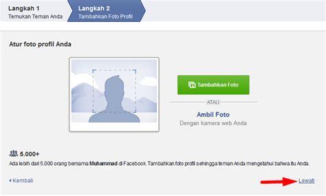 mau membuat facebook cara membuat mendaftar akun facebook baru
