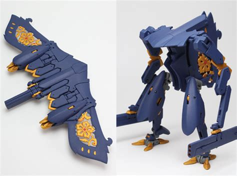 Custom 3d Print 80 a 3d printed with a 90s transformers style make