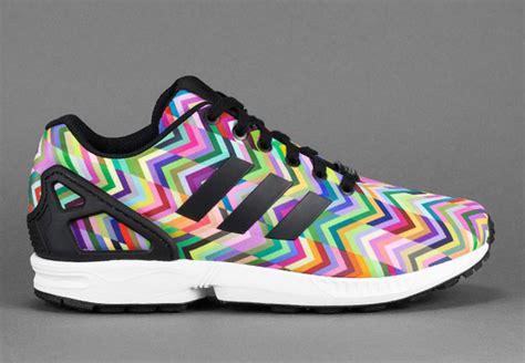 Adidas Zx Flux Rainbow Prism adidas zx flux rainbow prism