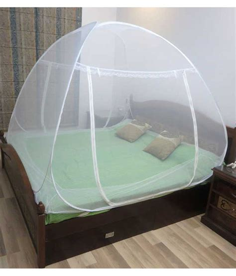 bed netting healthgenie double bed mosquito net white buy