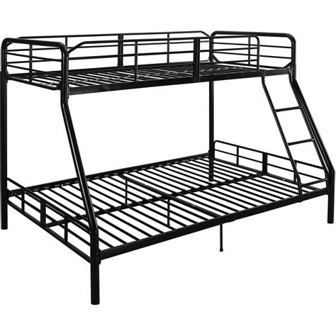 Metal Bunk Bed Ladder Metal Bunk Bed W Ladder Bedroom Furniture Loft Ebay