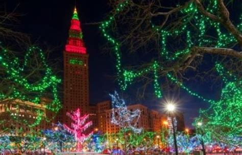 winterfest downtown cleveland cleveland my town pinterest