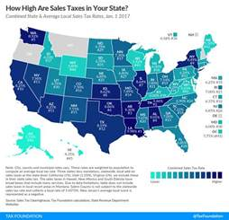 us map sales tax state and local sales tax rates in 2017 tax foundation