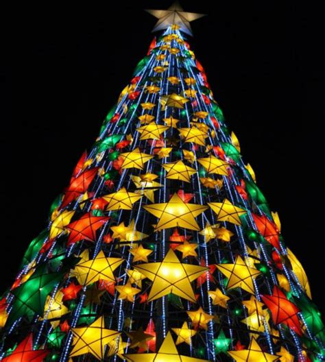 christmas tree in tagalog all around the world the most and beautiful trees from the vatican to the