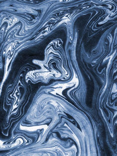 marble pattern artwork ren indigo ink india ink marble pattern texture art