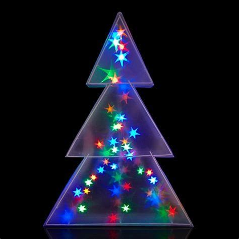 christmas light hologram ideas christmas decorating