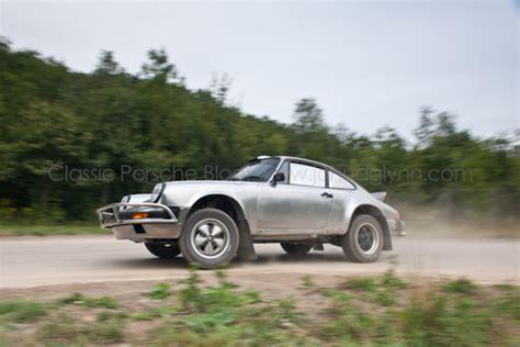 porsche rally car jump tuthill shakes chrome rally porsche 911