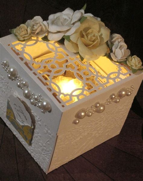 tutorial for exploding box wedding 25 best ideas about explosion box on pinterest craft