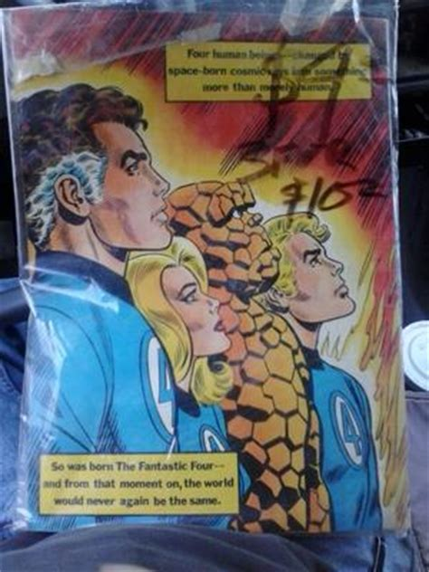 the book of fantastic four multilingual edition books fantastic four treasury edition value