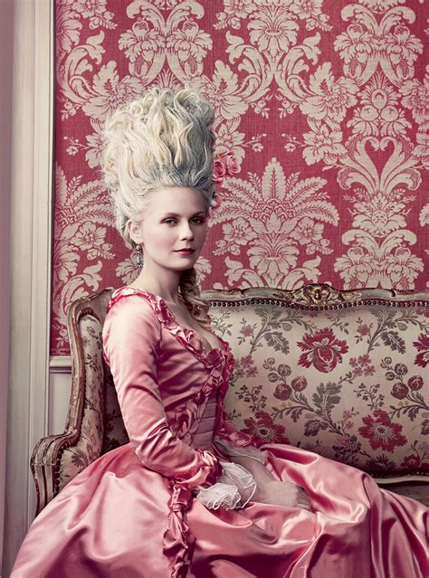 Stylish Costume Of The Day Antoinette by Rococo Hairstyles And Fashion History On