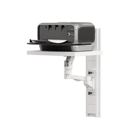 Printer Shelf For Wall wall mounted printer shelf afcindustries