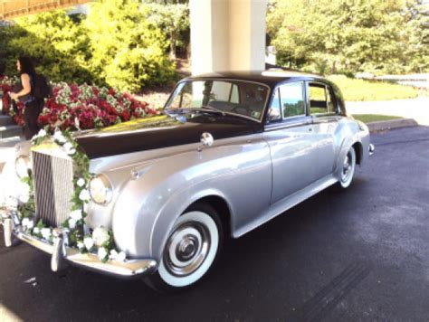 antique rolls royce for sale used 1960 rolls royce silver cloud for sale ws 10449 we
