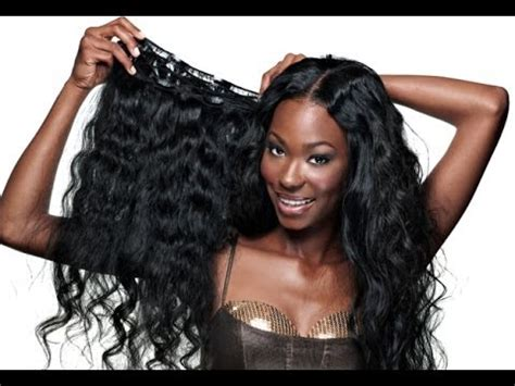 pics of black woman clip hair on hairstyle black women obsession with weave artificial hair youtube
