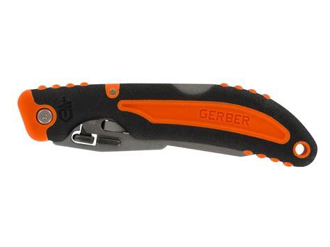 gerber skinning knife gerber vital folding skinning knife overmolded rubber