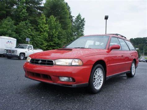 airbag deployment 1998 subaru legacy auto manual sell used 1998 subaru legacy in asheboro north carolina united states