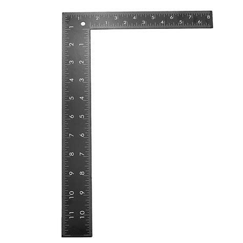 printable l ruler l square ruler try square 90 degree ruler stainless steel