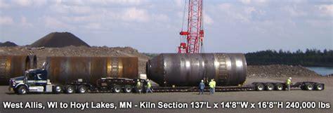 west allis section 8 d g heavy haul pictures