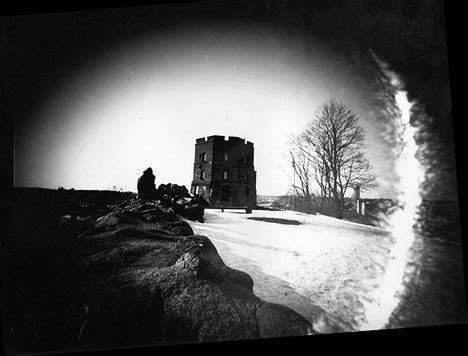 camera free photography: 30 photogram & pinhole photos
