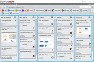 product screenshots servicenow