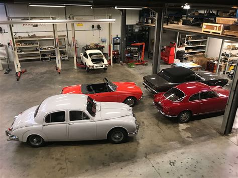 Classic Car Service by Services Classic Car Service