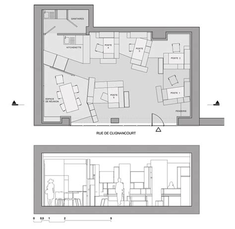 creative office layout plan creative and highly functional 65 sqm office space in