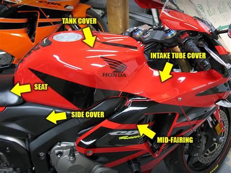 2006 honda cbr600rr capacity 2006 honda cbr 600 f4i capacity bike gallery