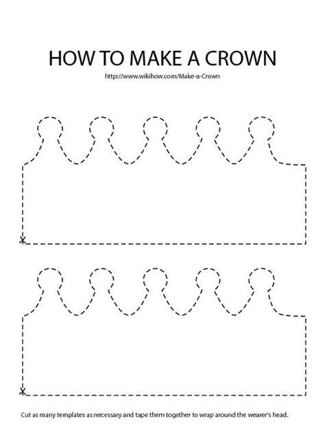 make your own tiara template moldes y plantillas coronas de cumplea 241 os 9 imagenes